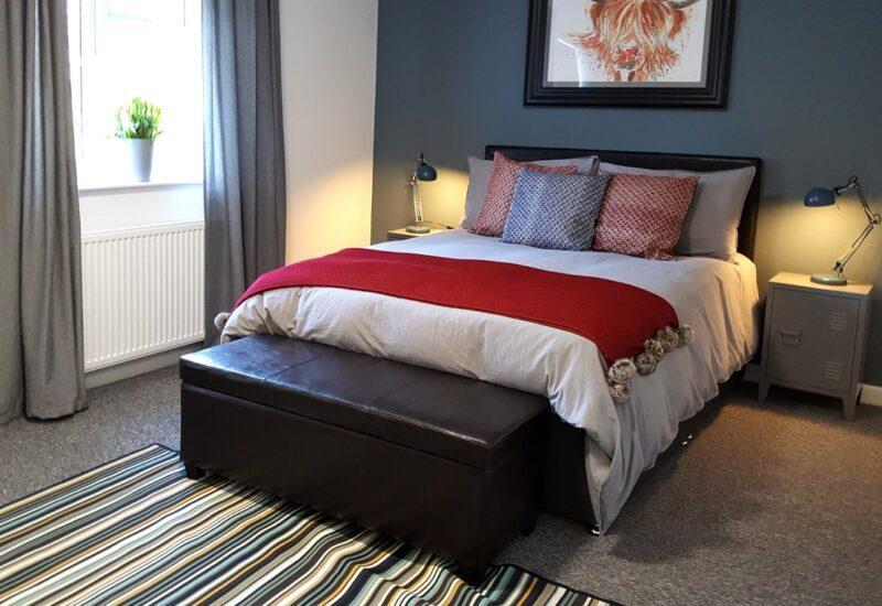 george inn rooms bed (1)